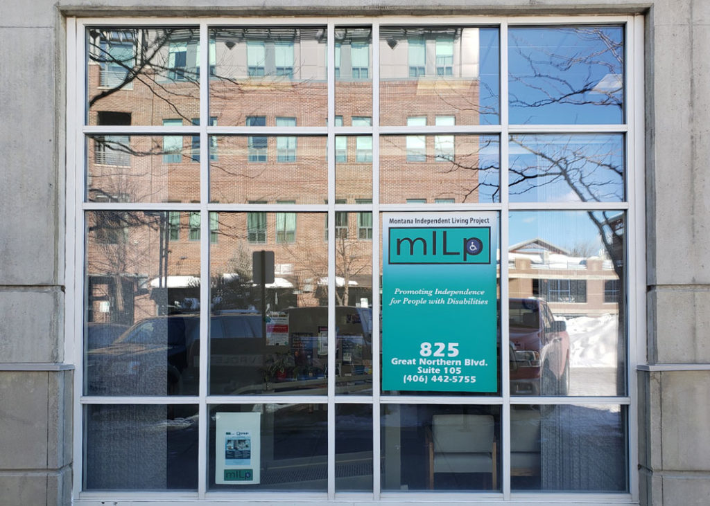 Present day Helena mILp office