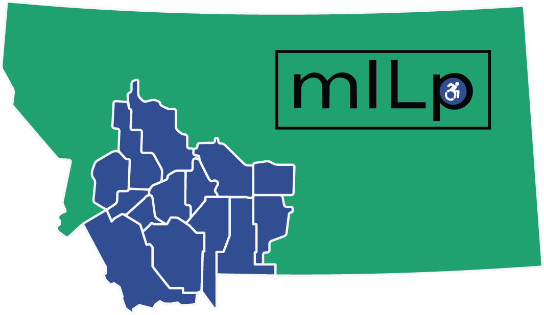 mILp Service Counties Map